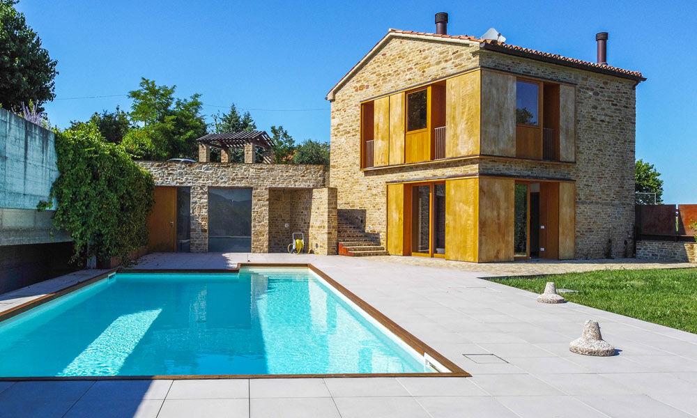 Country House Marche Apiro Charm Modern Luxury