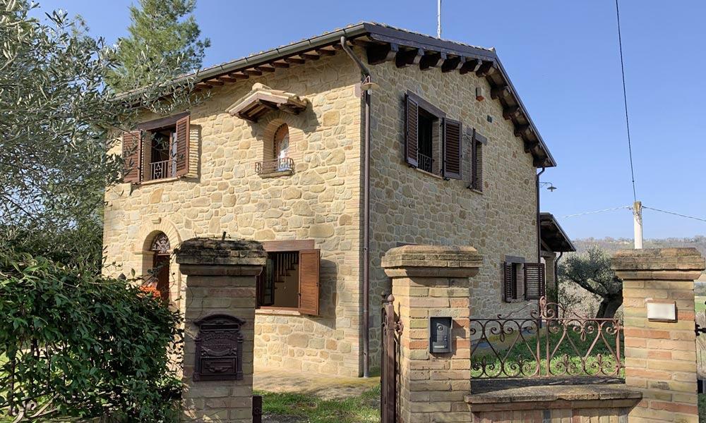 Farmhouse San Severino Marche Italy