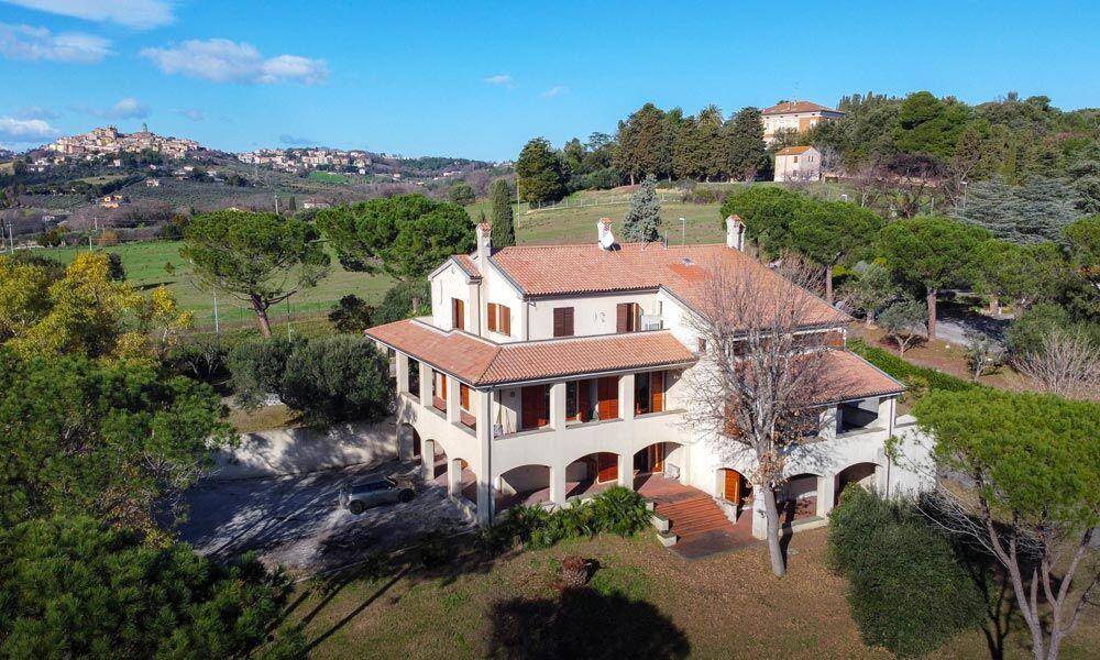 Luxury Villa Civitanova Marche Italy