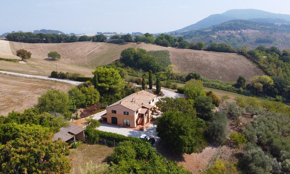 Country House Varano Ancona Marche Conero Italy