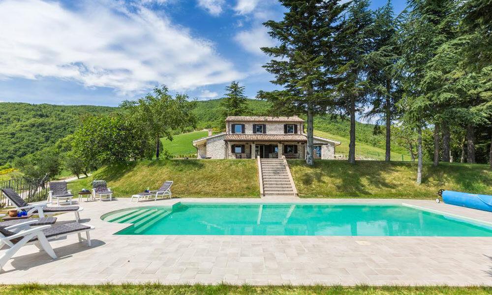 Luxury Farmhouse Marche Italy